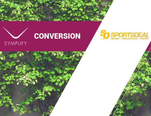 Customer Case: Sportsdeal
